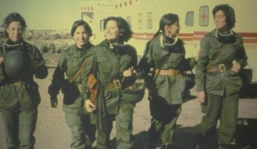 """Justice recognized one of Falklands' """"forgotten women"""""""