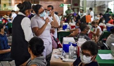 Mexico has been desiring COVID cases for 19 weeks; 220,443 have died