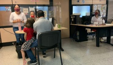 Morelia Institute of Technology supports registration for vaccination