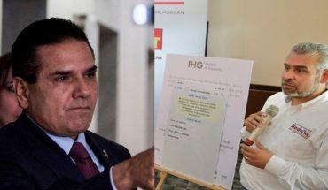 Morenistas criminally report Silvano Aureoles for alleged threats