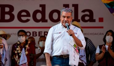 On June 6th the dignity of the Michoacans will be imposed: Raul Morón
