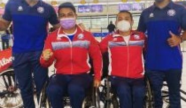 Paralympic tennis players qualify Chile for Italy World Cup after 10 years of waiting