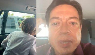 Policemen who cared for Morena leader Mario Delgado in Tamaulipas, denies his version (Videos)