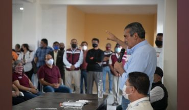 Raúl Morón says there is no room for corruption in 4Q