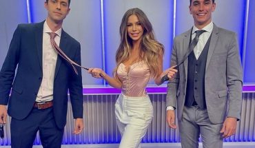 Romina Malaspina got fired from journalism and Channel 26