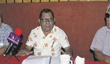 Sinaloa retirees show support for Morena