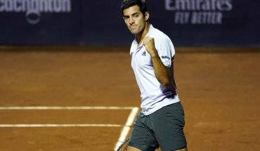 Tennis: Garin beat Medvedev and entered the quarter-finals in Madrid