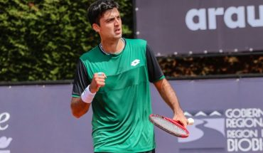 Tennis: Tomás Barrios settled in the semi-finals of the Challenger 80 in Zagreb
