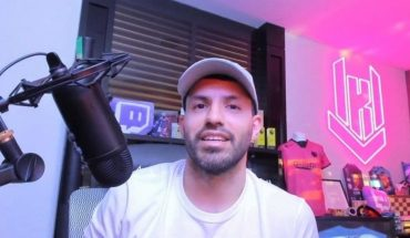 The Kun Aguero announced that he will stop streaming for the coming weeks