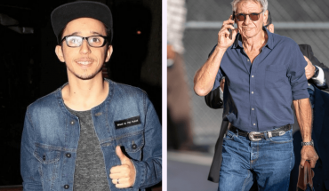 The day Harrison Ford picked up Rodrigo Noya in a limousine