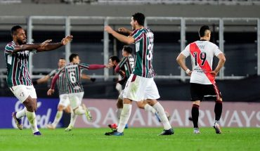 The unusual goals that Junior missed and allowed him to qualify River in the Copa Libertadores