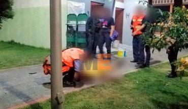 Asesinan a encargado de la Unidad Deportiva Unión Popular Solidaria, en Morelia