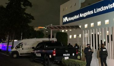 Two men killed outside CDMX hospital