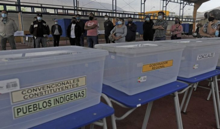 United Nations congratulating Chile's historic electoral process
