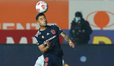 """Yonathan Andía: """"I am happy, with great pride to go to the national team"""""""