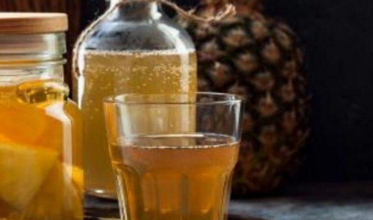 ¿Qué beneficios tiene el té de piña? receta para té