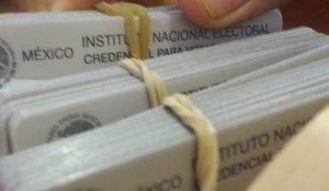 ¿Se pueden usar en elecciones 2021 credenciales 2019 y 2020?