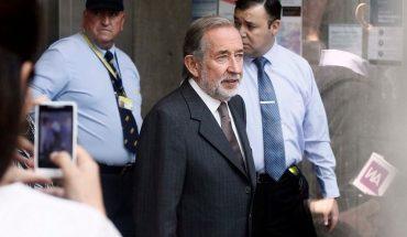 A los 76 años de edad falleció el ex senador y ex presidente de la UDI Jovino Novoa