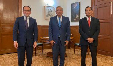 AMLO propone a Arturo Herrera como gobernador de Banxico