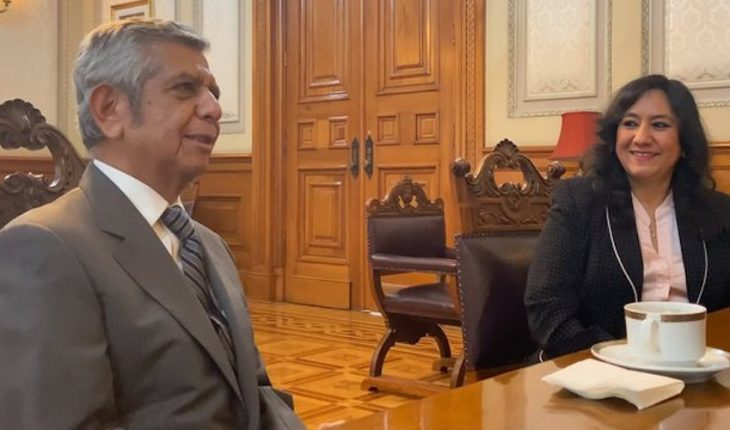 AMLO remueve de Función Pública a Irma Sandoval; la sustituye Roberto Salcedo