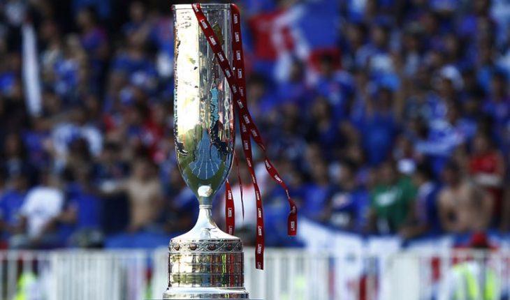 ANFP dio a conocer la programación de la Copa Chile