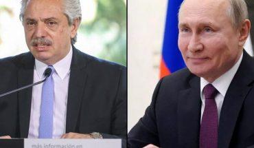 Alberto Fernández y Vladimir Putin anuncian la producción local de la Sputnik V