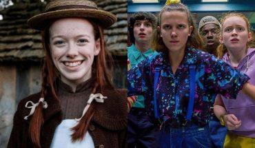 "Amybeth McNulty, protagonista de ""Anne with an E"" y nuevo elenco se suman a ""Stranger Things 4"""