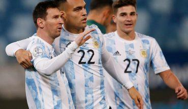 Argentina enfrentará a Ecuador por cuartos de final: día, horario y TV