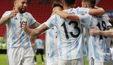 Argentina va por su segundo triunfo en la Copa América ante Paraguay