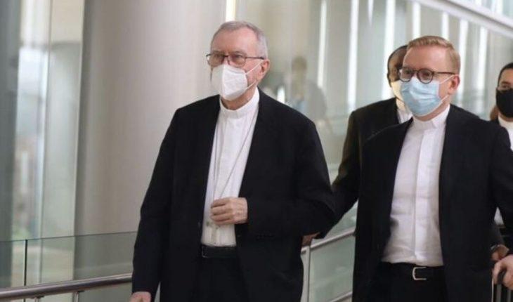 Arriba a Yucatán el Secretario del Estado Vaticano 2021