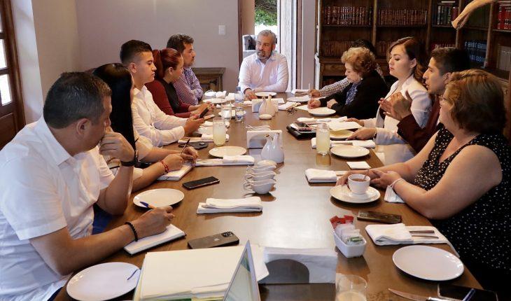 Asegura Bedolla que diputados de la 4T no servirán a intereses particulares