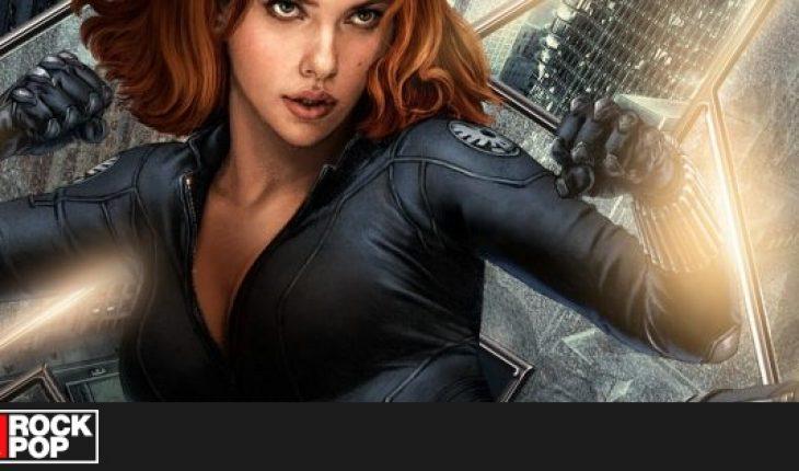 """""""Black Widow ha sido positiva para mí"""" — Rock&Pop"""