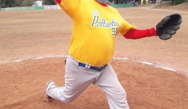 Central de Maderas sigue invicto en la Liga de Beisbol