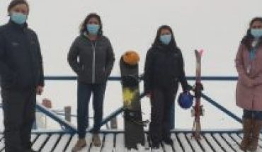 Centro de montaña Volcán Osorno se prepara para la temporada de invierno