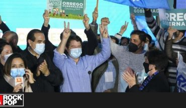 Claudio Orrego se consagra Gobernador por la RM — Rock&Pop