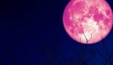 Cómo y cuándo ver la última superluna del año: la luna de fresa