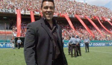 Con la salida de Burgos, Newell's presentó a Fernando Gamboa