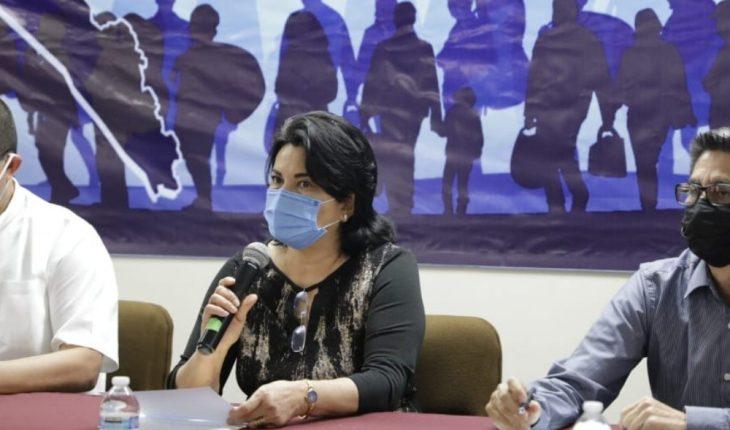 Con micrositio se monitoreara casos de desplazamiento en Sinaloa