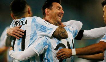 Copa América: Argentina goleó a Bolivia y enfrentará a Ecuador en cuartos de final