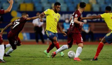 Copa América: Venezuela rescata un punto ante una Colombia muy ofensiva