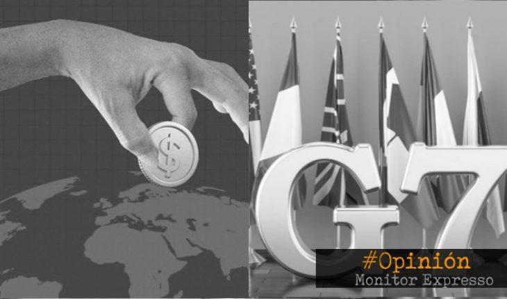 Cumbre del G7 y el acuerdo sobre el impuesto global : oxígeno para la globalización – La opinión de Teresa Da Cunha Lopes