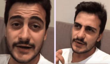 Damián Kuc contó que fue mordido por una anaconda