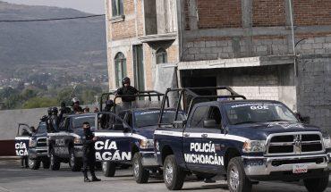 Dan cambio de plaza a maestra michoacana que huye del Cártel Jalisco