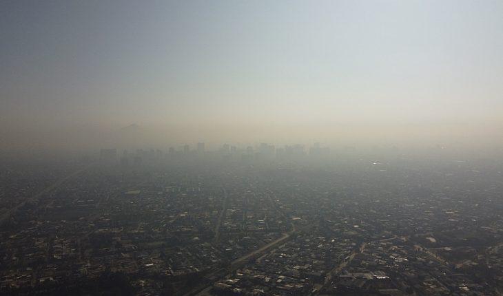 Declaran Alerta Ambiental para este lunes en la Región Metropolitana