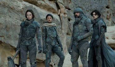 """""""Dune"""": con nuevas imágenes y fecha de estreno va rumbo al Festival de Venecia"""