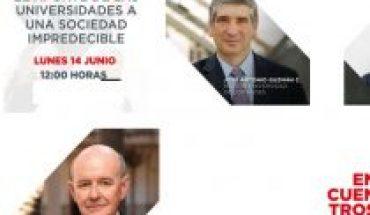 """El Mostrador transmitirá encuentro de la Universidad de los Andes que analizará al nuevo e """"impredecible"""" Chile"""