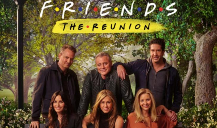 El esperado reencuentro del elenco de Friends llega a Latinoamérica