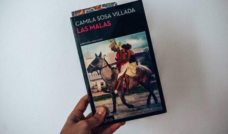 """El libro """"Las Malas"""" fue ganador del premio Grand Prix de l'Héroïne de Francia"""