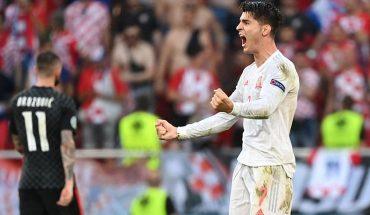 En un festival de goles España superó Croacia y pasó a cuartos de final de la Eurocopa