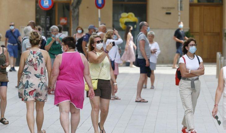 España eliminará la obligatoriedad del uso de tapabocas la próxima semana